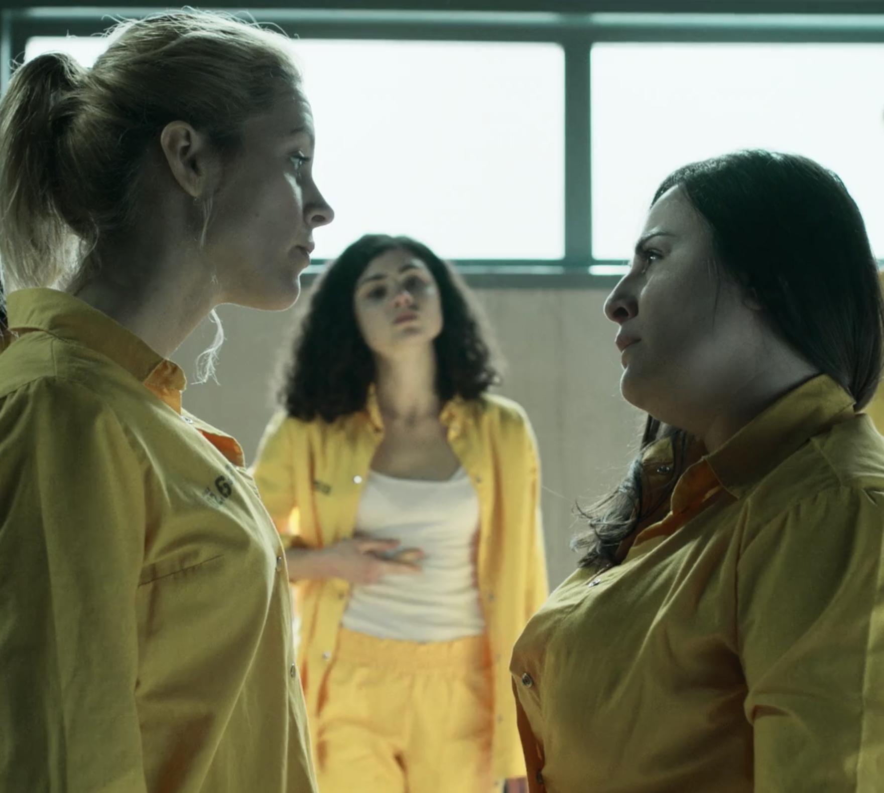 ロック・アップ / スペイン 女子刑務所